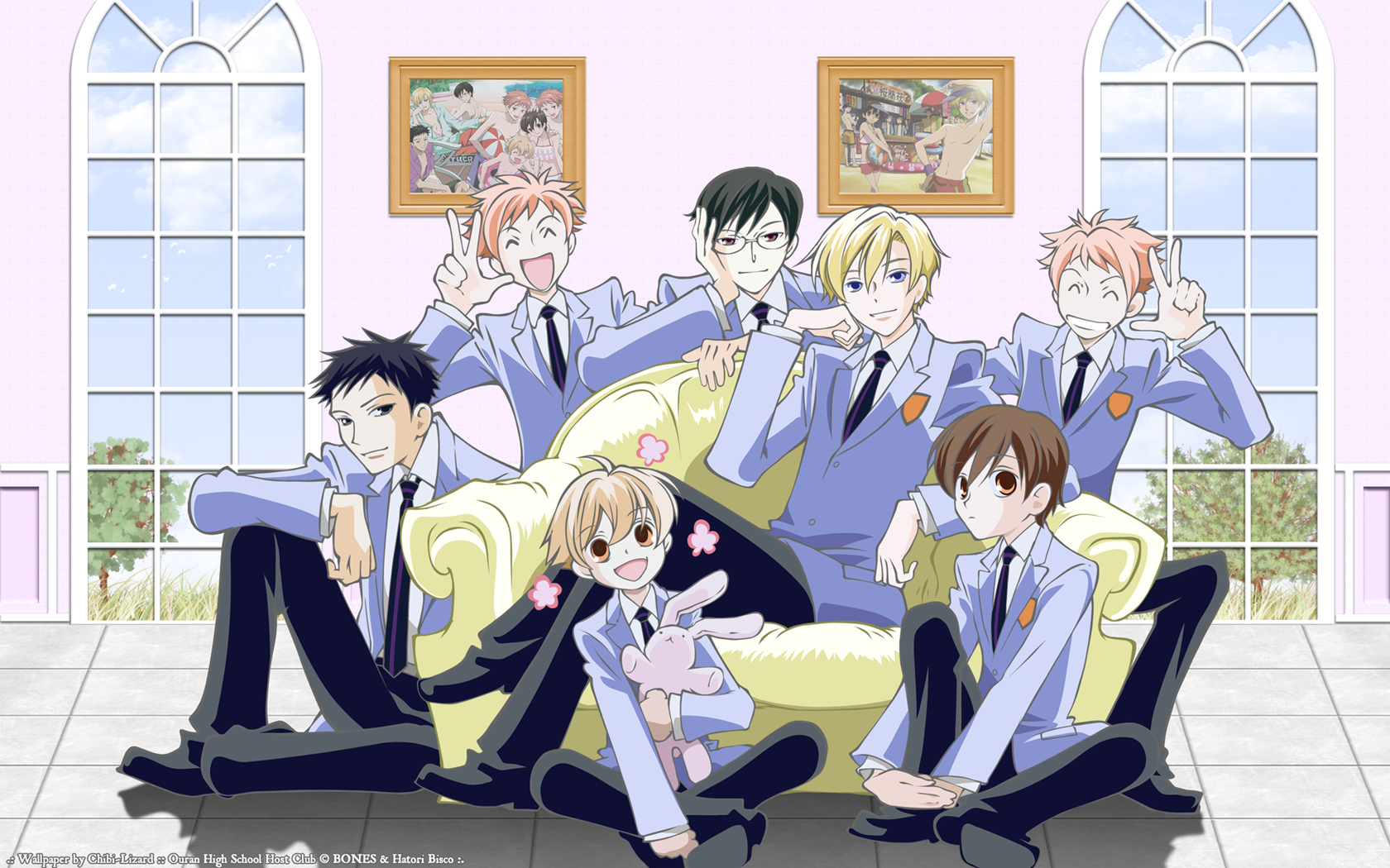 Ouran High School Host Club Ouran High School Host Club