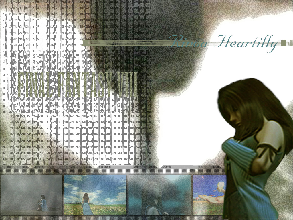 Square Enix, Final Fantasy VIII, Rinoa Heartilly Wallpaper
