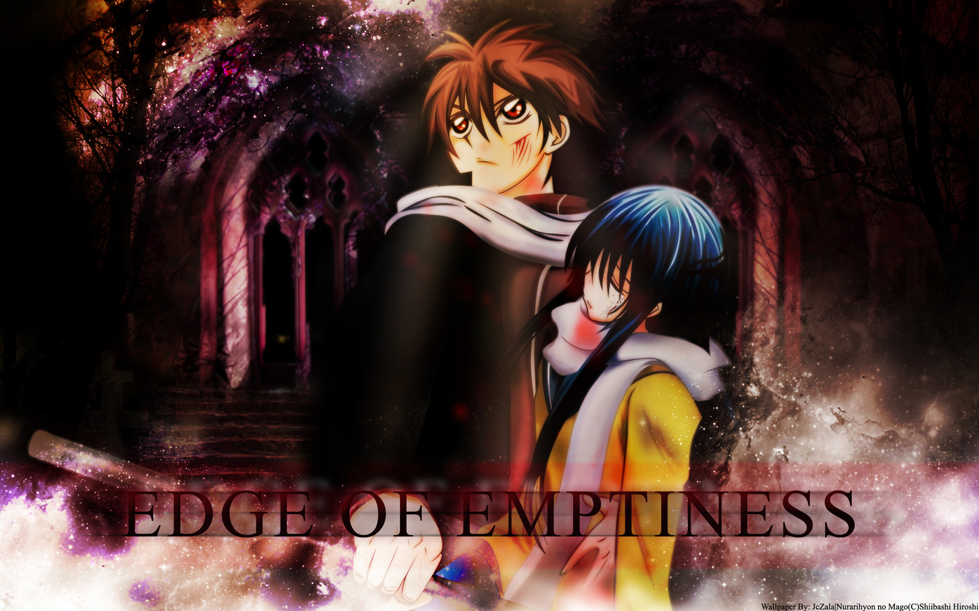Nurarihyon no Mago Wallpaper: Edge of Emptiness - Minitokyo