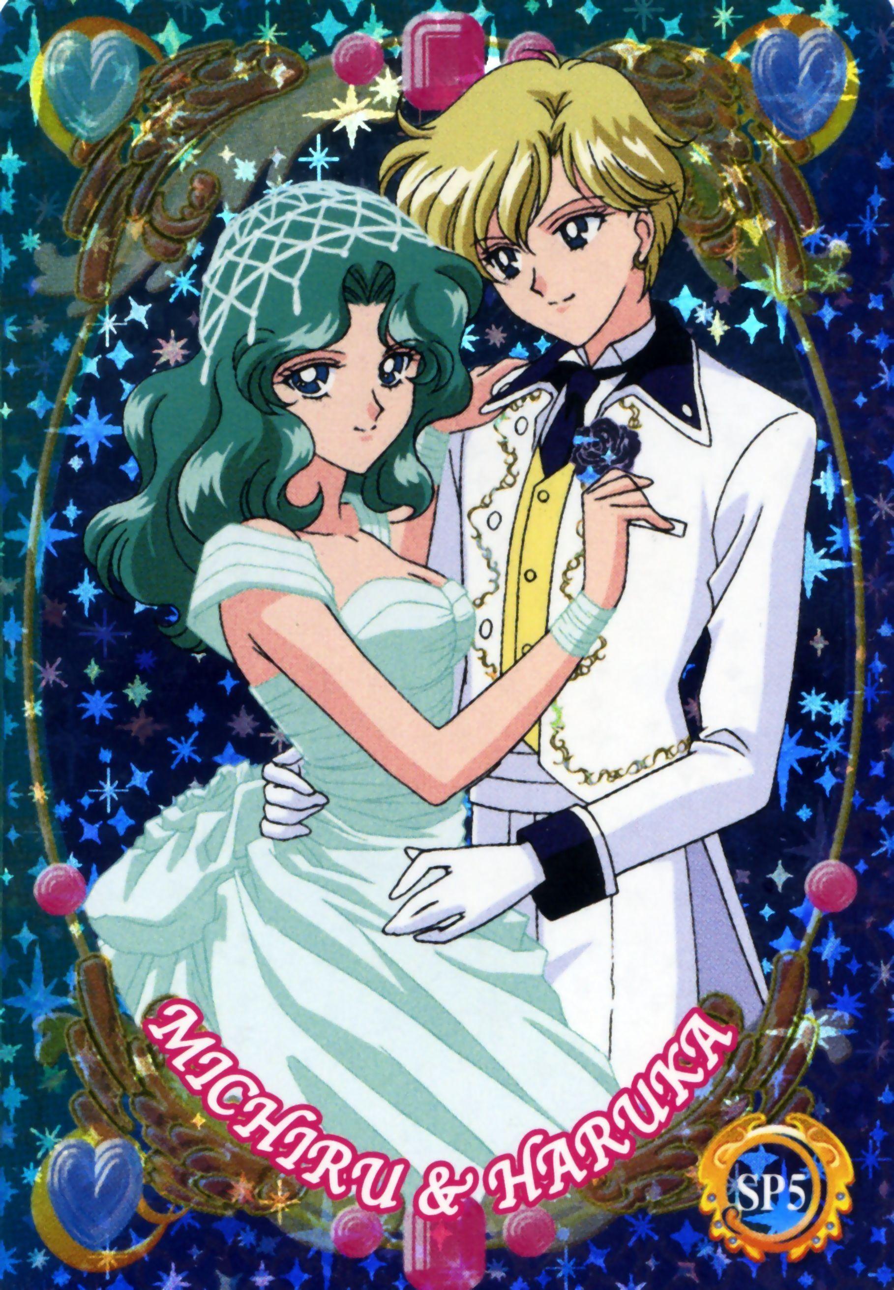 bishoujo senshi sailor moon  sailor neptune and uranus 2