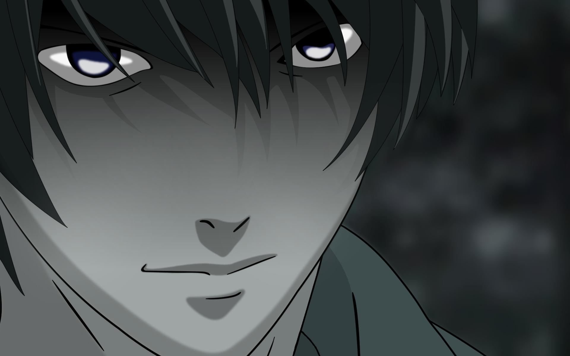 death note anime kira - photo #10