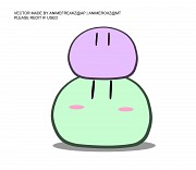 Dango Dango Vector by AnimeRoxz