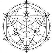 Transmutation Circle by 999ups