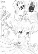 Magic Knights Rayearth by Dollydi