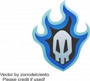 Shinigami Logo by zorrodelviento