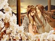 Oriental Lovers by MissHatter