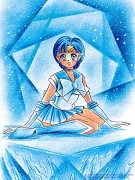 Sailor Mercury by detectiveblue