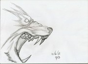 Howl Wolf ! by DarkWolf2011