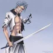 Grimmjow by angelpup1419