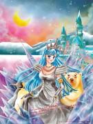 Ice Princess by detectiveblue