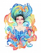 Color Waves by orange-lisa
