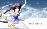Snow Dancer by asukaseiryou