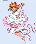 Sakura Kinomoto - Opening Costume by Ebelin