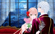 Touko and Tsukumo: Butterflies by kuroneko9888