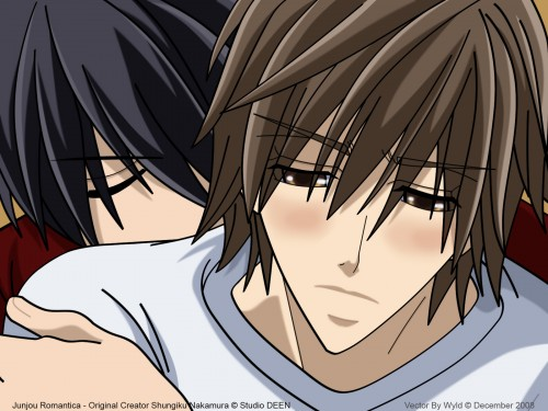 Junjo Romantica Wallpaper