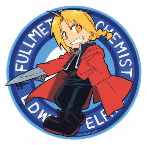 Fullmetal Alchemist Male Scan