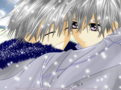 Hino Matsuri Vampire Knight Anime Wallpaper