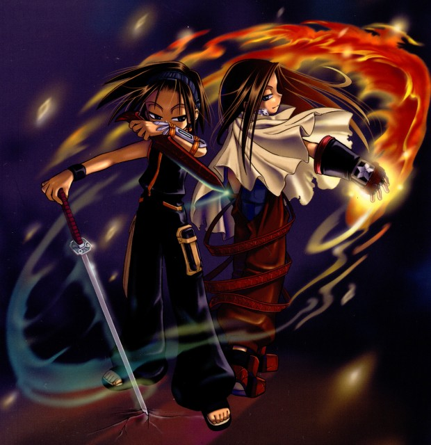 shaman king wallpapers. Shaman+king+yoh+asakura+