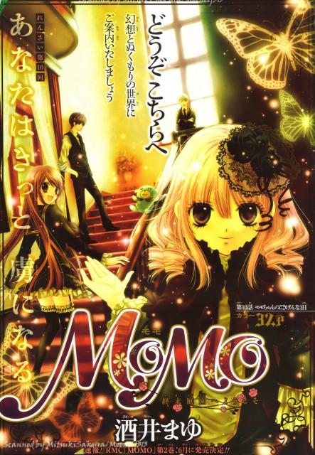 Mayu Sakai, Momo - Shuumatsu Teien e Youkoso
