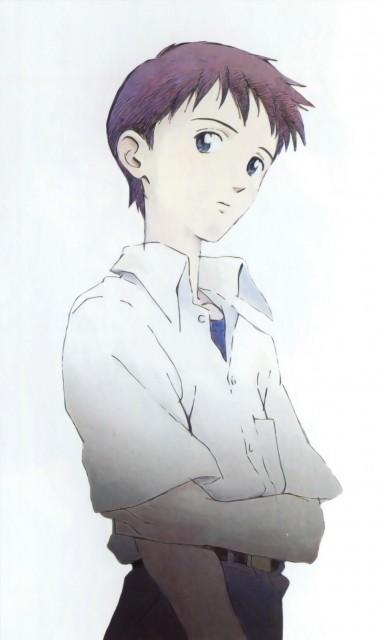 Neon Genesis Evangelion:The Shinji Ikari Raising Project 269472
