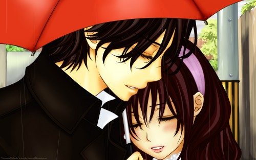 Hino Matsuri Vampire Knight Anime Wallpaper