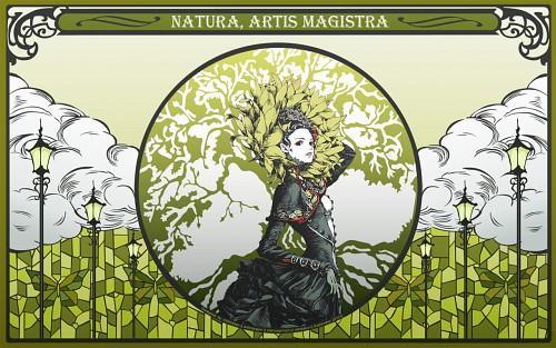 Natura Artis Magistra by chibimisao