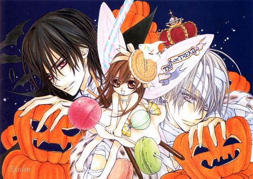 Hino Matsuri, Studio Deen, Vampire Knight, Hino Matsuri Illustrations Vampire Knight, Lala Kiremeki Star Calendar 2010