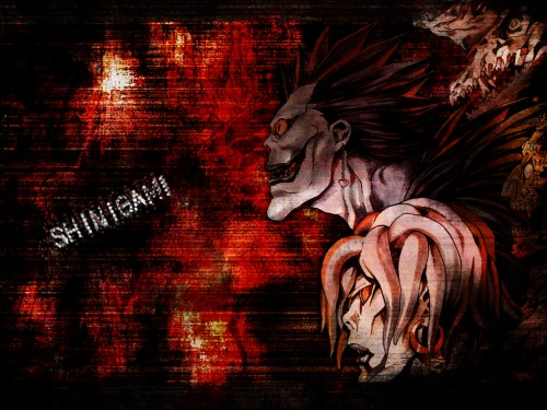 ryuk wallpaper. death note wallpaper capítulos