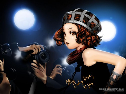My Lady Love by sjade1