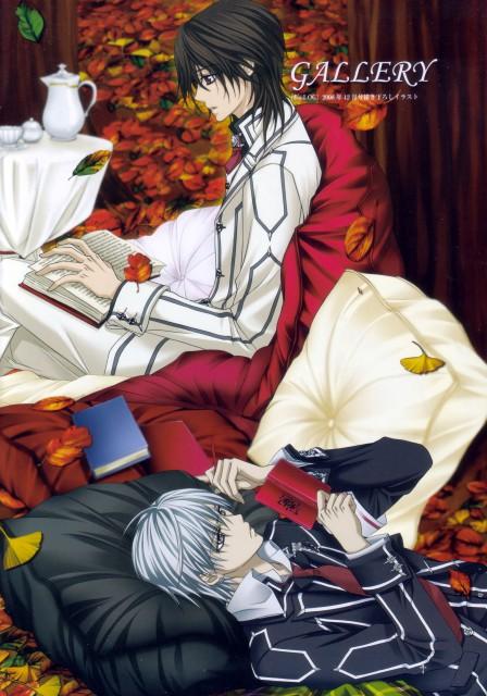 Hino Matsuri, Studio Deen, Vampire Knight, Kaname Kuran, Zero Kiryuu
