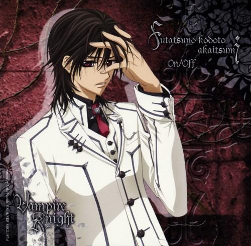 Hino Matsuri Vampire Knight Male Scan